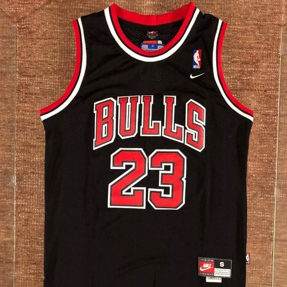 821bb4ac5af Nike Other   Michael Jordan Chicago Bulls 23 Throwback Jersey   Poshmark